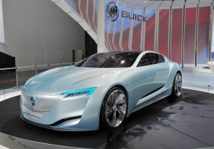 The GM Riviera Concept car, designed at PATAC, is a PHEV.