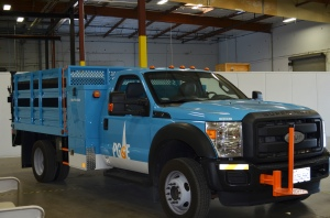 PG&E aims to convert all its Class 5 trucks to PHEVs