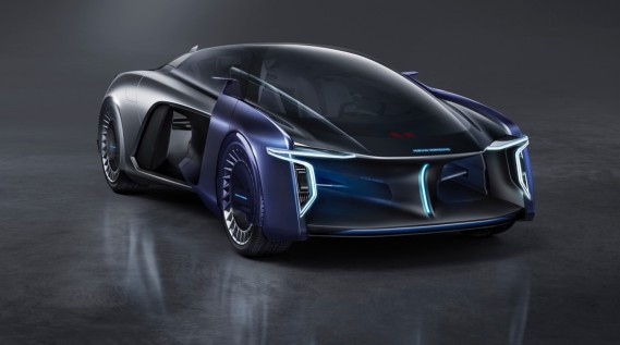 Human Horizons aims to be more than just an EV startup in China