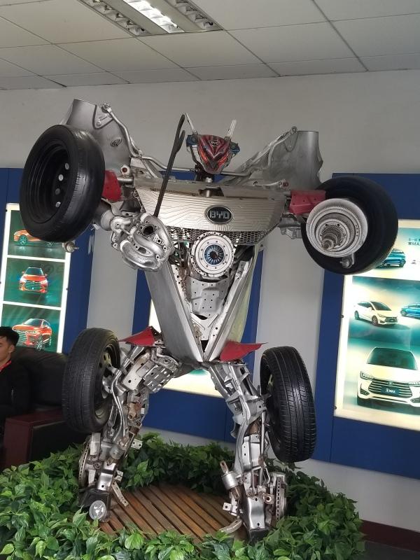 BYD transformer